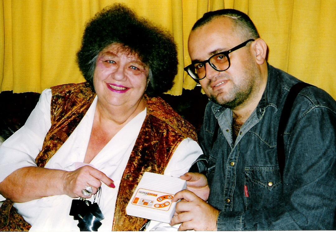 Jak zhubnout radil Leoš Středa mnoha, jeho pcientkou byla i Helena Růžičková